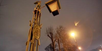 Каменноостровский проспект, светильник
