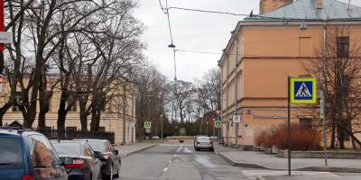 Кронштадт, Андреевская улица