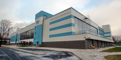 Дворец спорта Алмаз-Антей, проспект Обуховской Обороны, 130