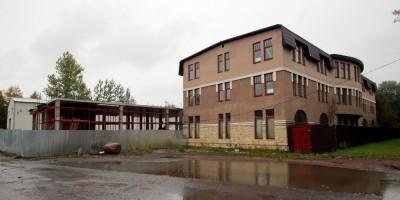 Парголово, Вокзальная улица, 30, реконструкция