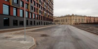 Перевозный переулок, новый участок