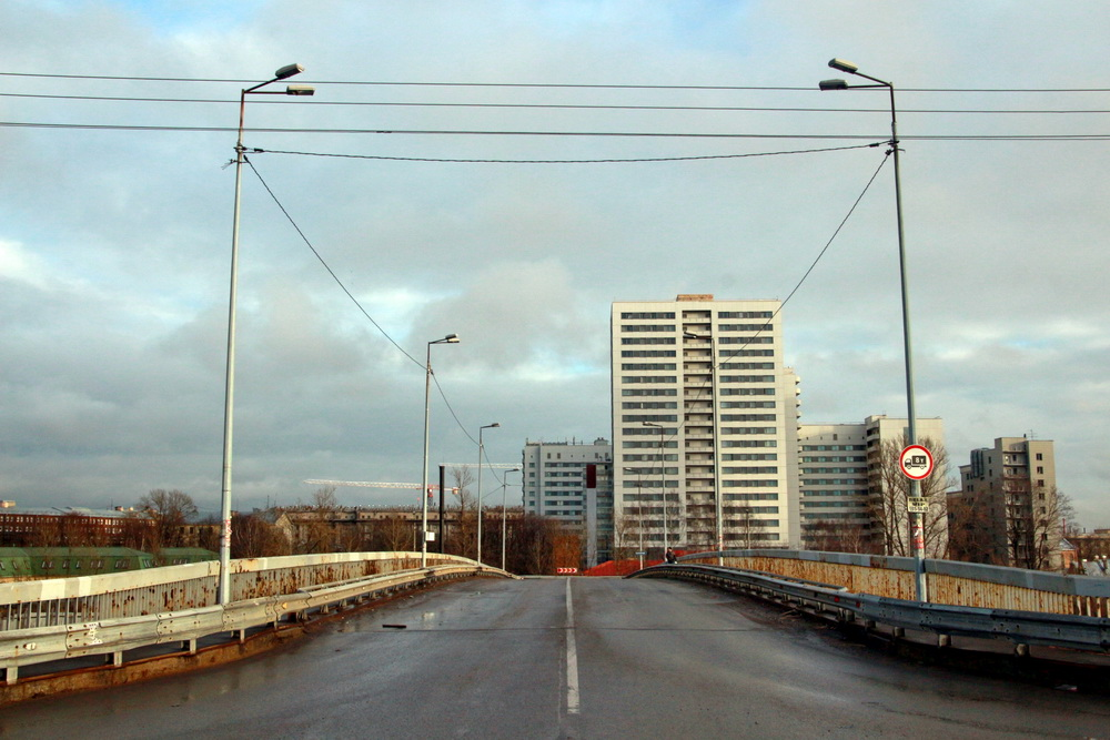 Ташкентский путепровод