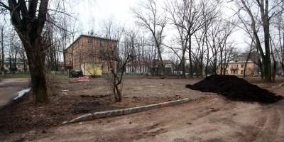 Улица Седова, дом 93, корпус 4, после сноса