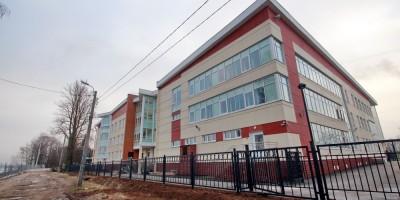 Усть-Ижора, Шлиссельбургское шоссе, дом 3, строение 3, центр развития и восстановления ВИЧ-инфицированных детей