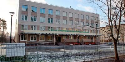 Зеленогорск, Комсомольская улица, дом 23а, детская поликлиника