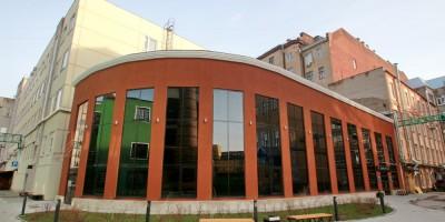 Аптекарский проспект, дом 4, корпус 2, конференц-зал Амфитеатр