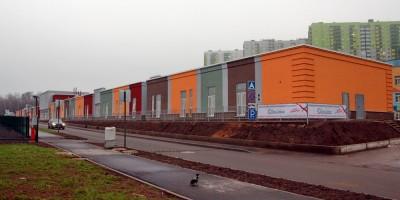Богословская улица, новое здание