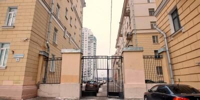 Цимлянская улица