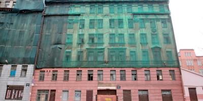 Дом Егорова на улице Шкапина, 42