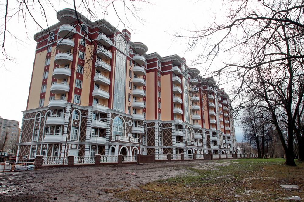 Проспект Стачек, дом 216, корпус 2