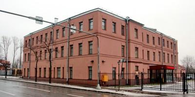 Улица Красина, 4, амбулаторно-поликлиническое отделение