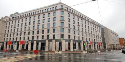 Апарт-отель на Социалистической улице