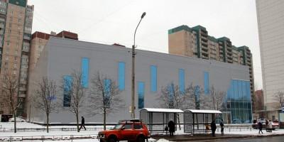 Камышовая улица, дом 36, спортивный комплекс