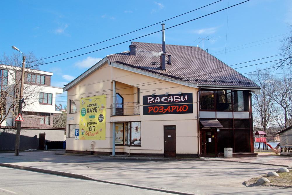 Сестрорецк, улица Мосина, 12, ресторан Васаби