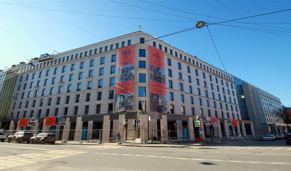 Социалистическая улица, дом 21, апарт-отель