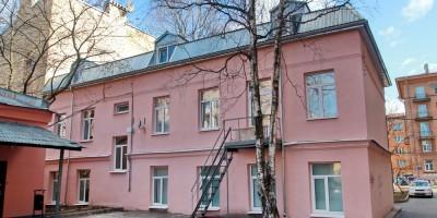 15-я линия Васильевского острова, 64, задний фасад