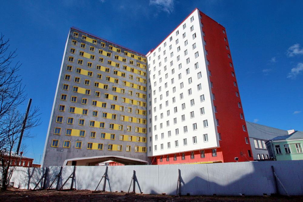 Большой Сампсониевский проспект, дом 74, корпус 2, апарт-отель