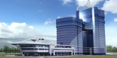 Дальневосточный проспект, проект бизнес-центра