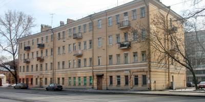 Дом на улице Калинина, 10
