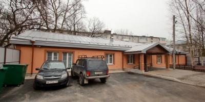 Красное Село, улица Лермонтова, 22, корпус 1, ветеринарная станция