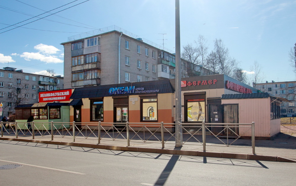 Ломоносов, Александровская улица, дом 37