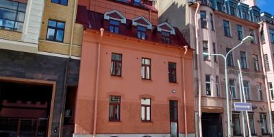 Малая Разночинная улица, дом 10, флигель
