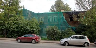 Пушкин, Малая улица, 46, дом де Траверсе