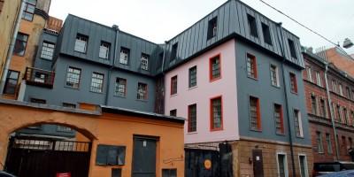 Люблинский переулок, дом после реконструкции