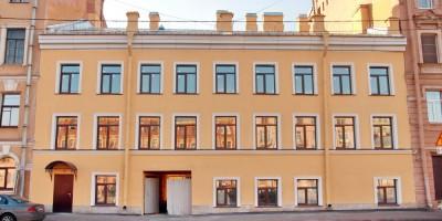 Проспект Римского-Корсакова, 95, после капитального ремонта