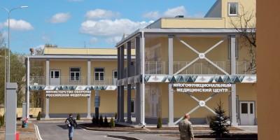 Пушкин, улица Радищева, 26, новый корпус госпиталя
