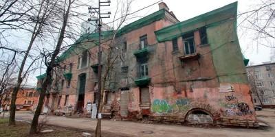 Улица Седова, дом 93, корпус 2