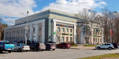 Зеленогорск, Вокзальная улица, 7, торговый центр