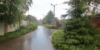 Парголово, Осиновая Роща, Внешний переулок