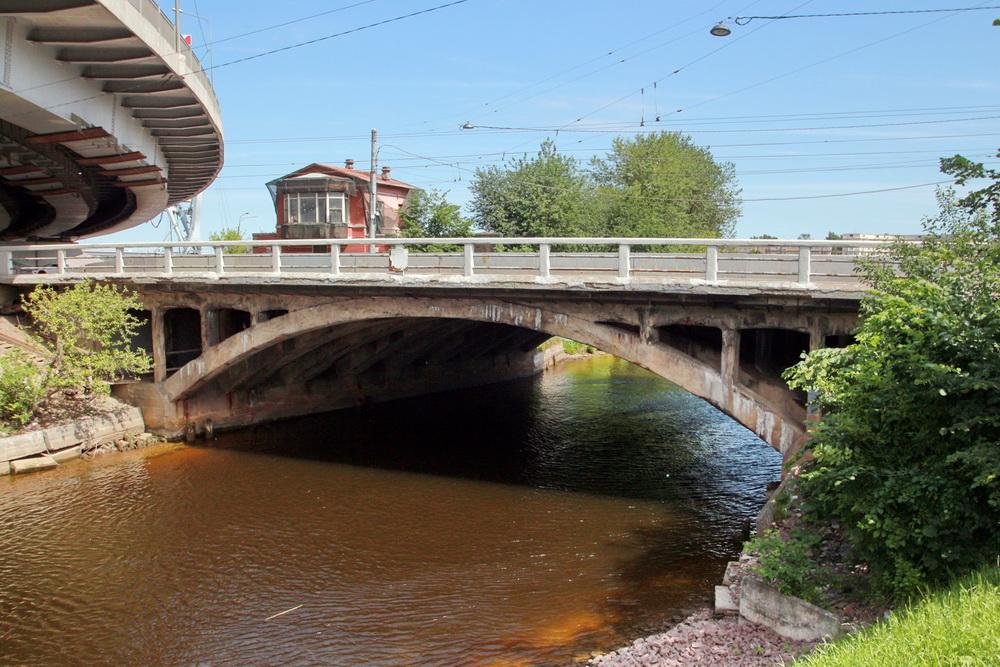 Шлиссельбургский мост