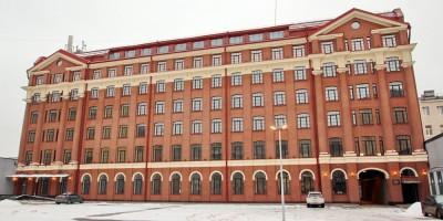 Здание макаронной фабрики Иванова и Гольдберга на Московском проспекте, 140, корпус 2