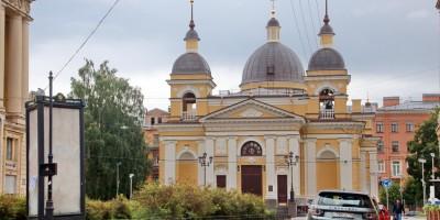 6-я Советская улица, 19, Рождественская церковь