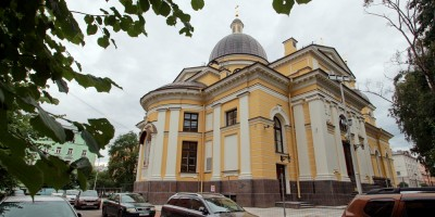 6-я Советская улица, 19, Рождественская церковь, алтарь