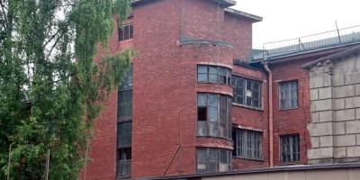Большой Сампсониевский проспект, завод Климов, конструктивизм