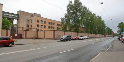 Большой Сампсониевский проспект, завод Климов, территория