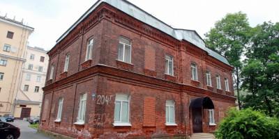 Дом инвалидов Чесменской богадельни на Московском проспекте, 204, корпус 2