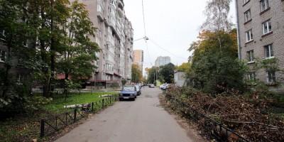 Ярославский проспект, Удельная