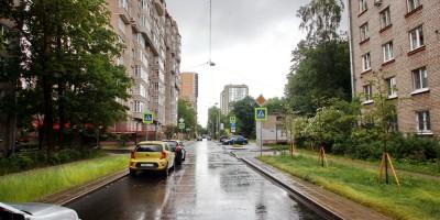 Ярославский проспект в Удельной