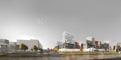 Лиговский проспект, 240, проект жилого комплекса