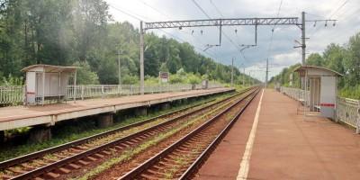Станция Красные Зори