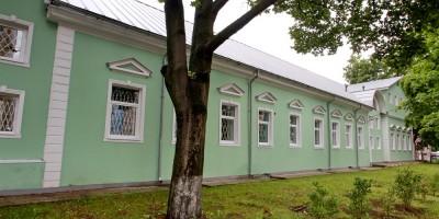 Выборгское шоссе, 104а, воскресная школа