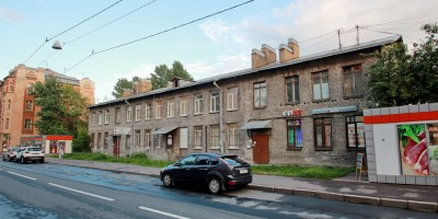 Заставская улица, 30