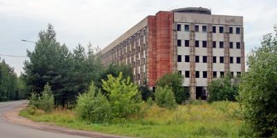 Здание НИИ прикладной астрономии на Заповедной улице, 51, корпус 3