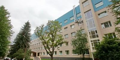 Корпус клинической больницы святителя Луки на Чугунной улице, 46