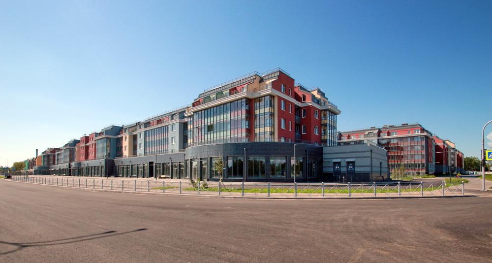 Пулковское шоссе, 71, корпус 2
