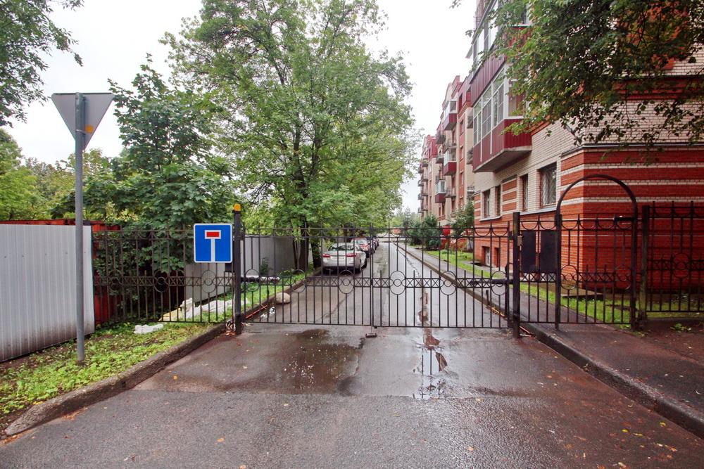Пушкин, Ляминский переулок